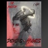 Demons Angels by PR Meech