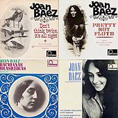 Her Classic 1960s British EPs (Remastered) by Joan Baez