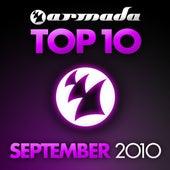 Armada Top 10 - September 2010 von Various Artists