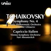 Tchaikovsky, P.I.: Symphony No. 4 / Capriccio Italien by Various Artists