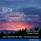 Bach: Psaume 51 - Cantate 82 by Various Artists