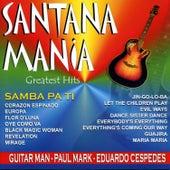 Santana Mania  Greatest Hits by Various Artists