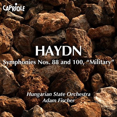 Haydn, J.: Symphonies Nos. 88 and 100, 'Military' by Adam Fischer