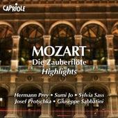 Mozart, W.A.: Zauberflote (Die) / Idomeneo [Opera] (Highlights) de Various Artists