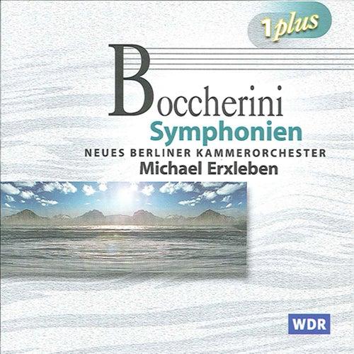 Boccherini: Symphonies Nos. 13, 15, 16, 17, 18, 19 & 20 by Michael Erxleben