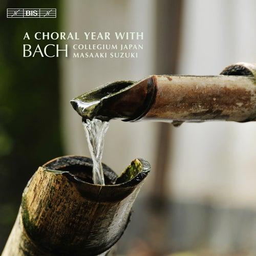 A Choral Year With Bach von Masaaki Suzuki