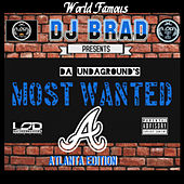 Da Undaground's Most Wanted de Various Artists
