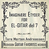 Imaginære etyder for el-gitar del 7 de Tore Morten Andreassen