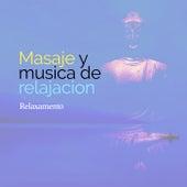 Masaje y musica de relajacion de Relaxamento