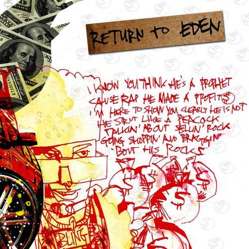 Return to Eden (Single) by MF Grimm