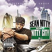 Welcome to nitty city, Vol. 2 by Sean Nitty