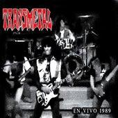 En Vivo 1989 de Transmetal