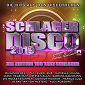 Schlagerdisco - Die Hits aus den Discotheken 2019 (Xxl Edition - 100 Tanz Schlager) by Various Artists