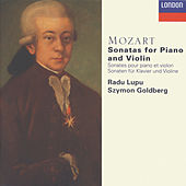 Mozart: The Sonatas for Violin & Piano de Szymon Goldberg