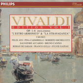Vivaldi Edition Vol.1 - Op.1-6 by Various Artists