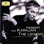 Herbert von Karajan - The Legend (A Memorial Release) by Berliner Philharmoniker
