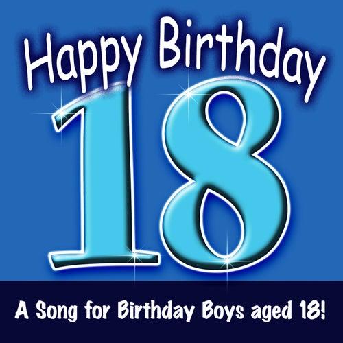 Happy Birthday Boy Age 18 Von Ingrid DuMosch