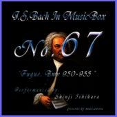 Bach In Musical Box 67 /Fugue Bwv 950-955 de Shinji Ishihara