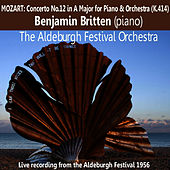 Mozart: Concerto No. 12 in A Major for Piano and Orchestra, K. 414 by Benjamin Britten