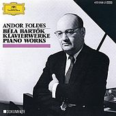 Bartók: Piano Works by Andor Foldes