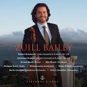 Schumann, Brahms & Others: Works for Cello & Orchestra von Zuill Bailey