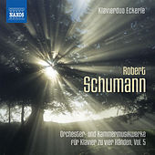 R. Schumann: Orchestral and Chamber Works Arranged for Piano 4 Hands, Vol. 5 von Various Artists