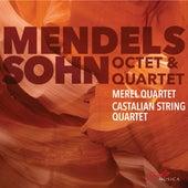 Mendelssohn: String Quartet No. 1 in E-Flat Major & Octet in E-Flat Major de Merel Quartet