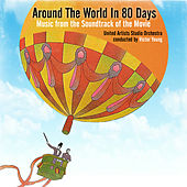Around the World in Eighty Days (Music from the Soundtrack of the Movie) by Victor Young