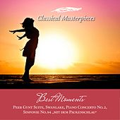 Best Moments: Peer Gynt Suite, Swanlake, Piano Concerto No.2, Sinfonie No.94