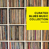 Curated Blues Music Collection de Various Artists