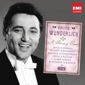 Icon: Fritz Wunderlich von Fritz Wunderlich