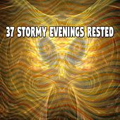 37 Stormy Evenings Rested by Rain Sounds and White Noise