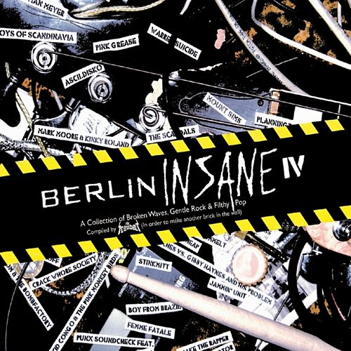Berlin Insane IV by Various Artists