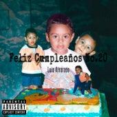 Feliz Cumpleaños No. 20 de Luis Alvarado