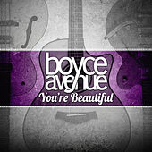 You're Beautiful by Boyce Avenue