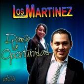 Dame la Oportunidad, Vol. 26 de Los Hermanos Martinez de El Salvador