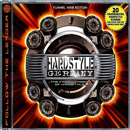 Hardstyle Germany Vol. 3 (Web Edition) by Various Artists