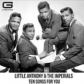 Ten songs for you de Little Anthony and the Imperials