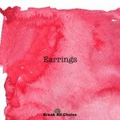 Earrings by Break All Chains