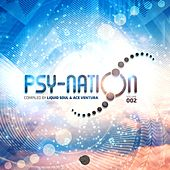 Psy-Nation, Vol. 2 (Compiled by Liquid Soul & Ace Ventura) by Various Artists
