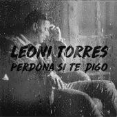 Perdona Si Te Digo (Remix) de Leoni Torres
