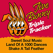 Jive Bunny Triple Tracker: Sweet Soul Music / Land Of A 1000 Dances / Shake A Tail Feather by Jive Bunny & The Mastermixers