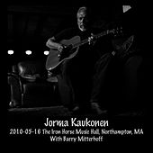 2010-05-16 The Iron Horse Music Hall, Northampton, MA by Jorma Kaukonen