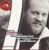 Beethoven: Piano Concertos Nos. 4 & 5 by Gerhard Oppitz