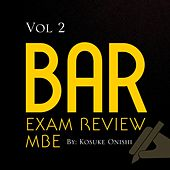 Bar Exam Review MBE, Vol. 2 by Kosuke Onishi