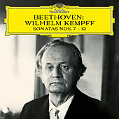 Beethoven: Sonatas Nos. 7 - 12 by Wilhelm Kempff