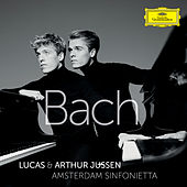 J.S. Bach: Concerto for 2 Harpsichords, Strings & Continuo in C Minor, BWV 1060: 2. Adagio (performed on two pianos) van Lucas Jussen