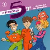 01: Die Paprika des Schreckens von Die Furiosen 5