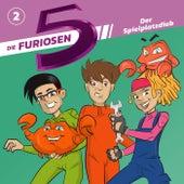 02: Der Spielplatzdieb von Die Furiosen 5