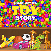 The Toy Story Saga EP de Various Artists